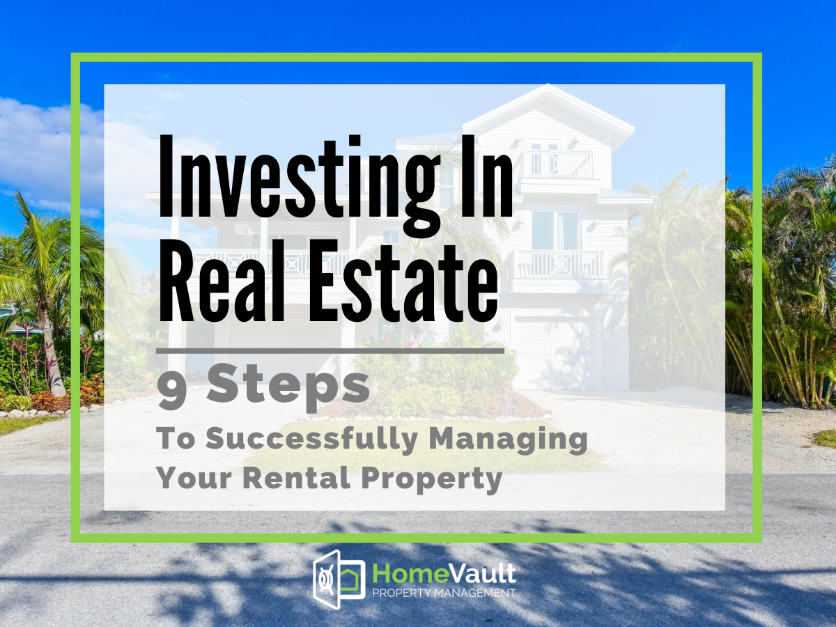investing in real estate | HomeVault