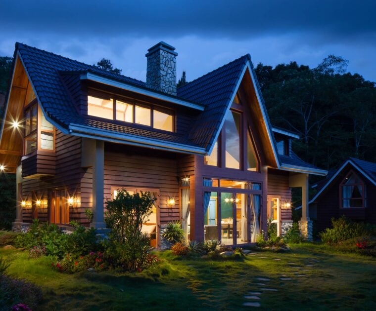 a house as a real estate investment